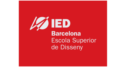 Photo of IED Barcelona Scholarship
