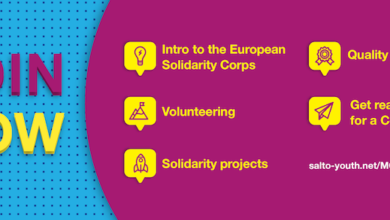 Photo of European Solidarity Corps Online Course