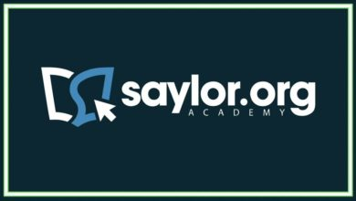 Photo of Online Education Platform: Saylor Academy