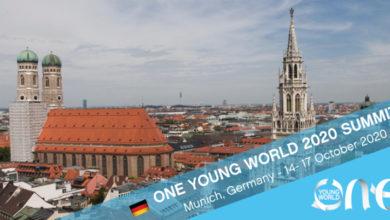 Photo of One Young World Summit Munich Germany