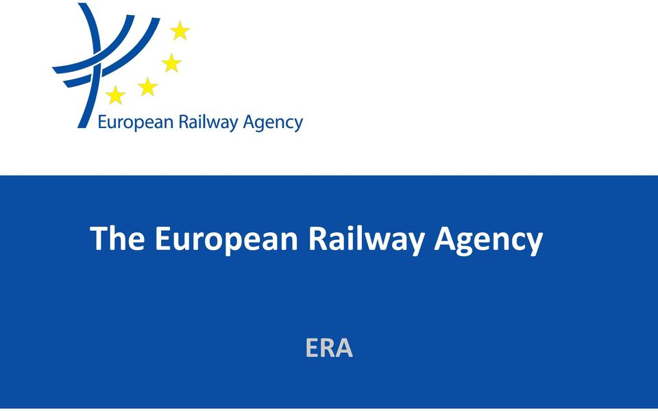 european-railway-agency