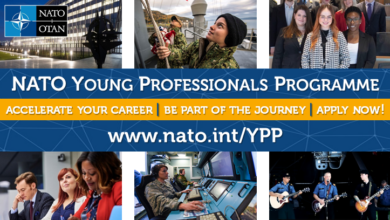 Photo of NATO Young Professionals Programme