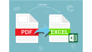 Photo of Free Online PDF to Excel Converter