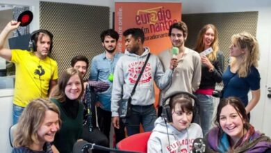 Photo of Euradio Internship France
