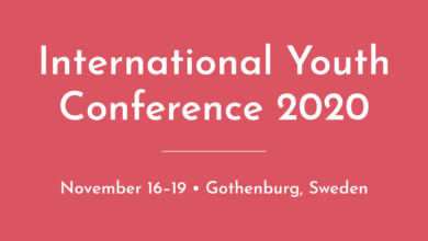 Photo of International Youth Conference 2020