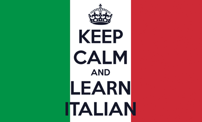 Photo of Learn Italian Language Application and Web Sites