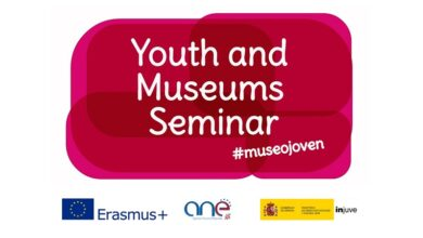Photo of Erasmus+ Youth and Museums Online Seminar