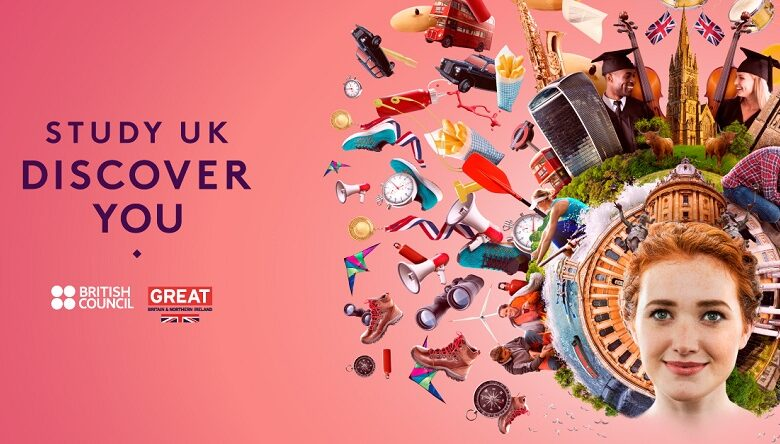 Photo of Study UK Virtual University Fair