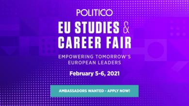 Photo of EU Studies & Career Fair 2021