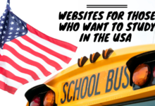 Photo of Study in USA Websites