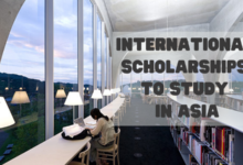 Photo of International Scholarships to Study in Asia
