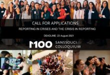 Photo of M100 Young European Journalists Workshop