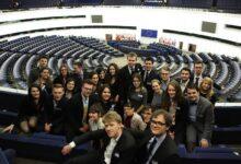 Photo of Model European Union Strasbourg Seminar